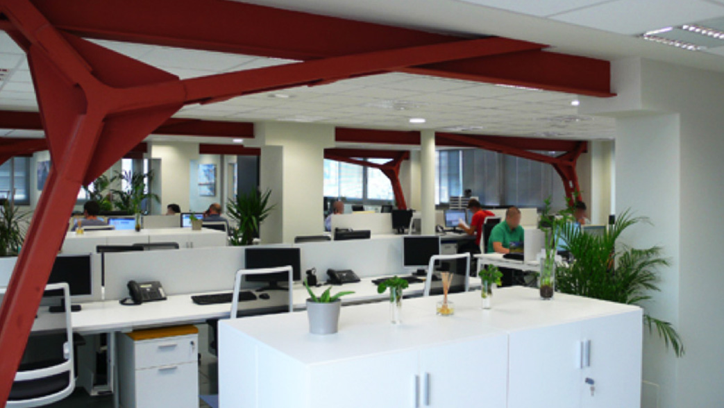 Ltimas realizaciones y proyectos mobiliario de oficina - Oficinas en bilbao ...