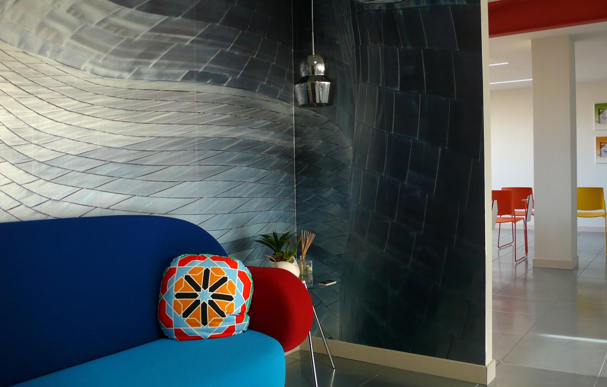 Area de espera de oficina