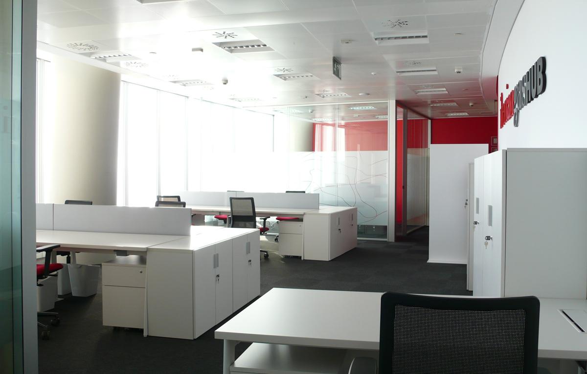 Iberian gas hub mobiliario de oficina en bilbao - Oficinas en bilbao ...