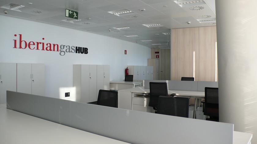 Oficinas diseñadas por Icaza en Bilbao