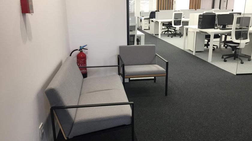 Sillas De Oficina Bilbao.Mobiliario De Oficina En Bilbao Proyectos E Interiorismo Icaza